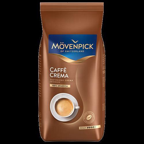 Mövenpick Caffè Crema kaffebönor 1000g