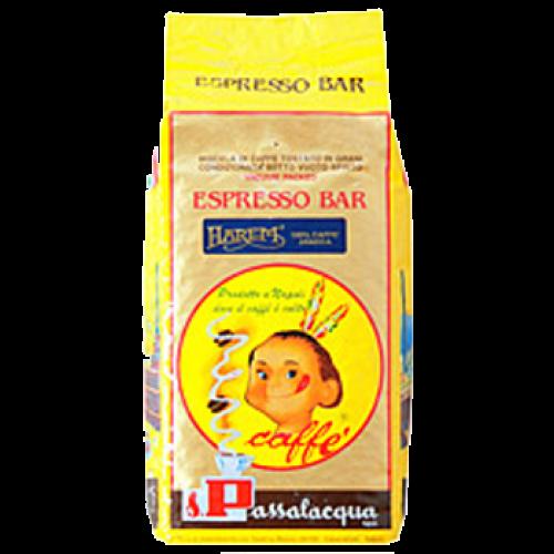 Passalacqua Harem 100% Arabica kaffebönor 1000g