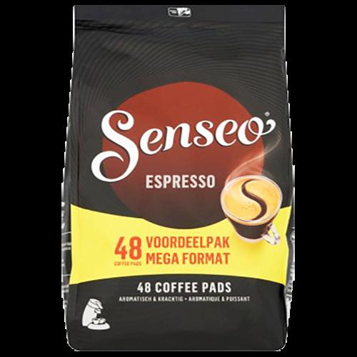 Senseo Espresso kaffepads 48st