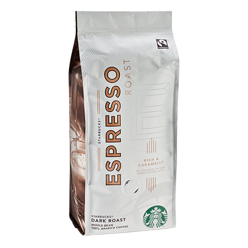 Starbucks Coffee Espresso Roast kaffebönor 250g