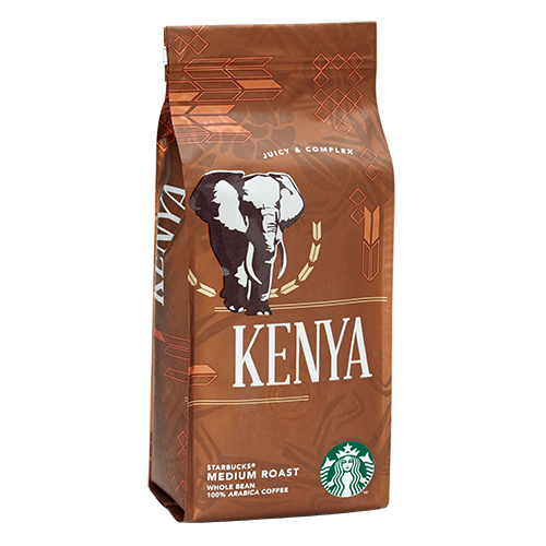 Starbucks Coffee Kenya kaffebönor 250g