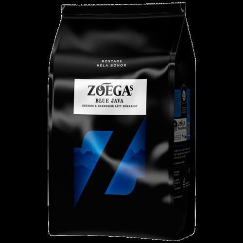 Zoégas Blue Java kaffebönor 450g