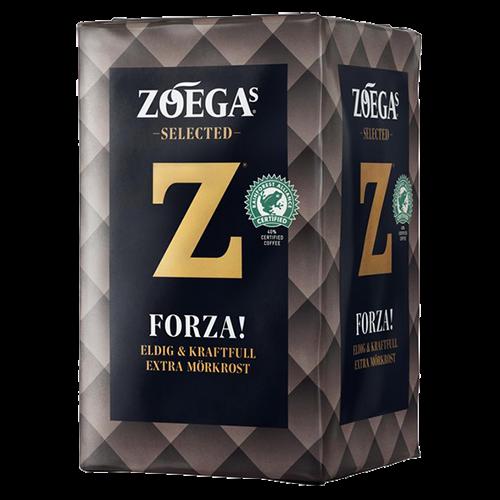 Zoégas Forza malet kaffe 450g