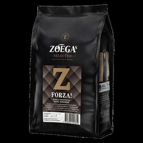 Zoégas Forza kaffebönor 450g