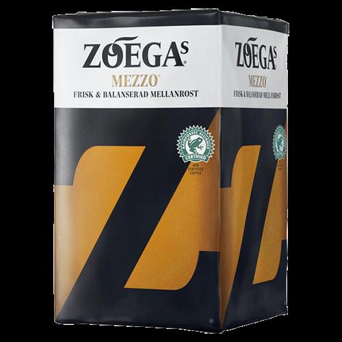 Zoégas Mezzo malet kaffe 450g
