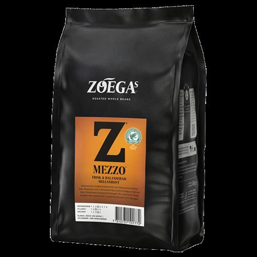 Zoégas Mezzo kaffebönor 450g