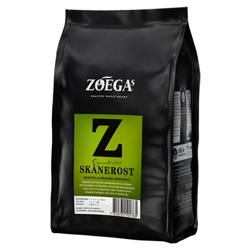 Zoégas Skånerost kaffebönor 450g