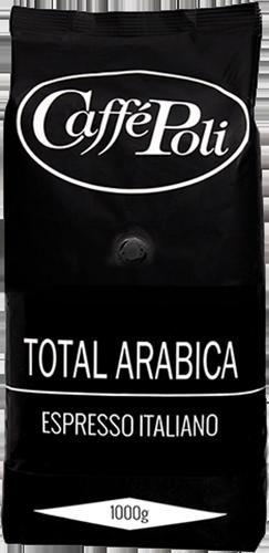 Caffè Poli Colombia kaffebönor 1000g