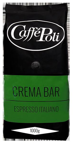 Caffè Poli CremaBar kaffebönor