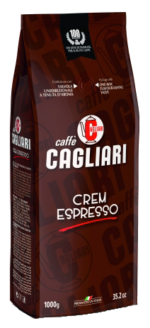 Cagliari Crem Espresso kaffebönor