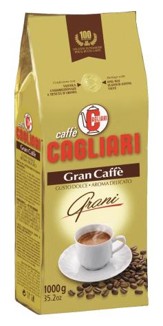 Cagliari Gran Caffè kaffebönor