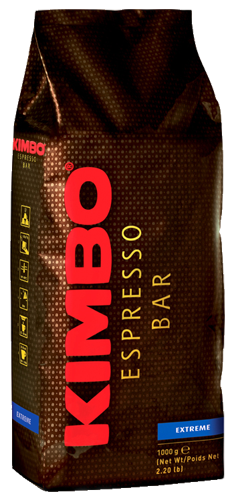 Kimbo Espresso Bar Extreme kaffebönor 1000g