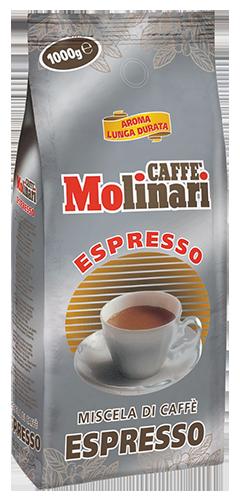 Molinari Espresso kaffebönor