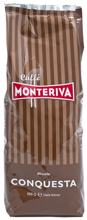 Monteriva Conquesta kaffebönor