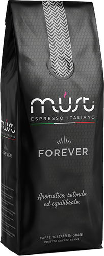 Must Forever kaffebönor 1000g