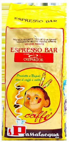 Passalacqua Cremador kaffebönor