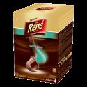 Café René Espresso Lungo Nespresso kaffekapslar 10st