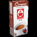 Caffè Bonini Corposo kaffekapslar till Nespresso 10st