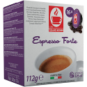 Caffè Bonini Forte A Modo Mio kaffekapslar 16st