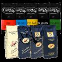 Stora prova på paketet Caffè Poli och La Genovese