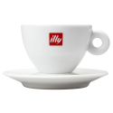 illy cappuccinokopp (med fat) 20cl 1st