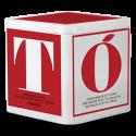 Johan & Nyström T-Te Jordgubb & Äpple Ekologiskt svart te i lösvikt 150g