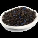 Kahls Earl Grey blå blommor Svart Te i lösvikt 100g