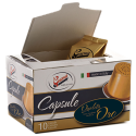 La Genovese Qualità Oro Nespresso kaffekapslar 10st