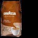 Lavazza Crema e Aroma kaffebönor 1000g x6
