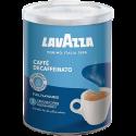 Lavazza Decaf plåtburk malet kaffe 250g