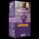 Löfbergs Lila Ekologisk Mellanrost brygg Caffitaly kaffekapslar 16st