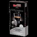 Molinari itespresso 100% arabica kaffekapslar till Nespresso 10st