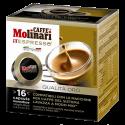 Molinari A Modo Mio Qualità Oro kaffekapslar 16st