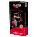 Molinari itespresso Qualità Rosso kaffekapslar till Nespresso 10st
