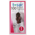 t-sac tefilter nr:1 100st