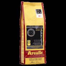 Arcaffè Mokacrema kaffebönor 500g utgånget datum