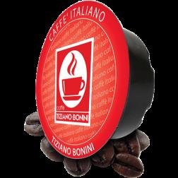 Caffè Bonini Intenso A Modo Mio kaffekapslar 50st