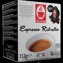 Caffè Bonini Ristretto A Modo Mio kaffekapslar 16st