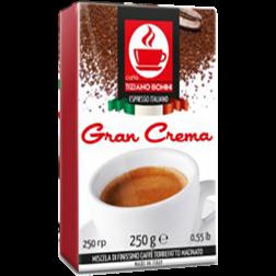 Caffè Bonini Gran Crema malet kaffe 250g