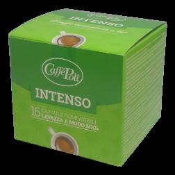 Caffè Poli A Modo Mio Intenso kaffekapslar 16st