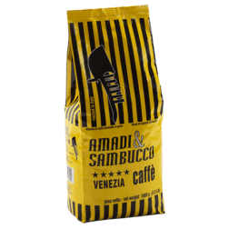 Caffè del Doge Amadi & Sambucco kaffebönor 1000g