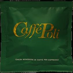 Caffè Poli Bar gröna kaffepods 18st