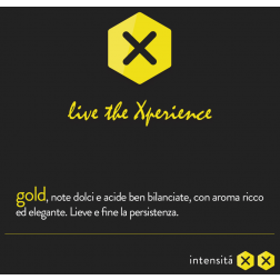 Xpresso gold kaffekapslar till Nespresso 10st