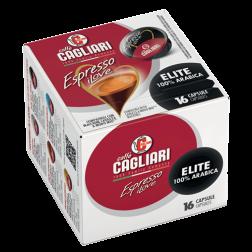 Cagliari Elite A Modo Mio kaffekapslar 16st utgånget datum