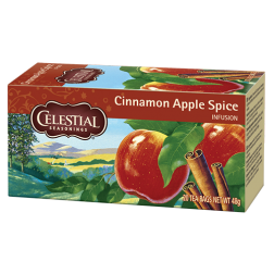 Celestial tea Cinnamon Apple Spice tepåsar 20st