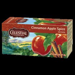 Celestial tea Cinnamon Apple Spice tepåsar 20st