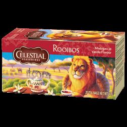 Celestial tea Madagascar Vanilla Rooibos tepåsar 20st