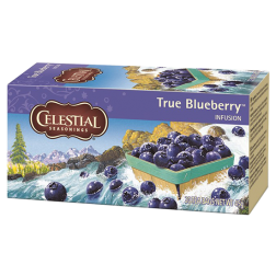 Celestial tea True Blueberry tepåsar 20st