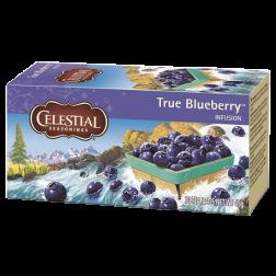 Celestial tea True Blueberry tepåsar 20st