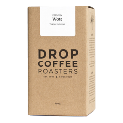 Drop Coffee Wote Ethiopien kaffebönor 250g